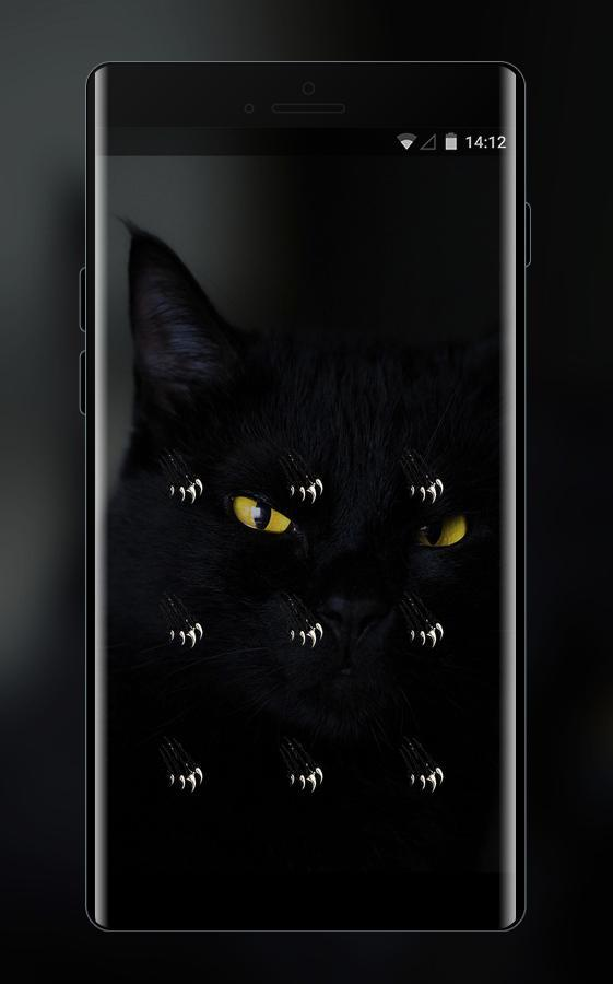 Lock theme for lenovo a6000 cool cat wallpaper for Android - APK