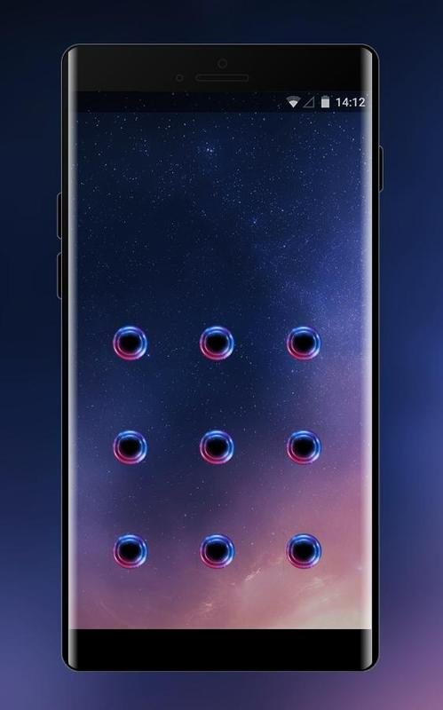 Lock Theme For Sparkle Night Oppo A37 Wallpaper For Android Apk