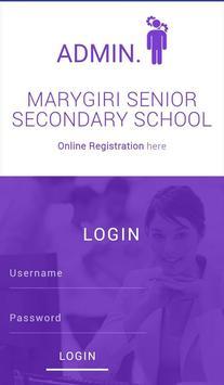 MARYGIRI SR. SEC. SCHOOL ADMIN PORTAL screenshot 1