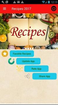 Recipes 2017 poster