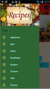 Recipes 2017 screenshot 1
