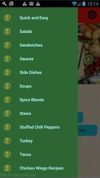 Recipes 2017 apk screenshot