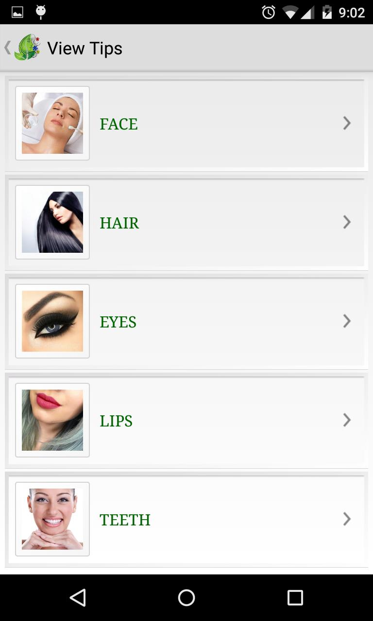 DAILY BEAUTY TIPS apk download
