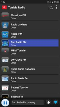 Radio Tunisia 2018 screenshot 1