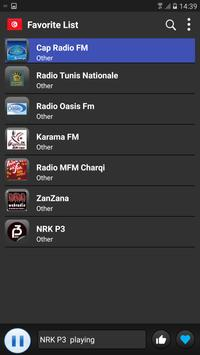 Radio Tunisia 2018 screenshot 2