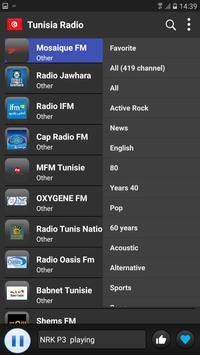 Radio Tunisia 2018 screenshot 3