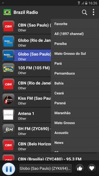 Radio Brazil 2018 screenshot 1