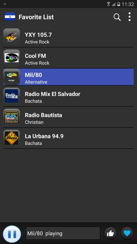 Radio El Salvador 2017 For Android Apk Download