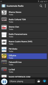 Radio Guatemala 2018 poster