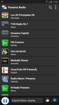 Radio Panama 2018 poster