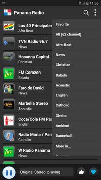 Radio Panama 2018 apk screenshot