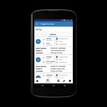 FreightForSure Vendor - Save Big, Deliver Quick apk screenshot