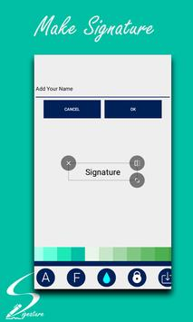 Signature Creator & Signature Maker Free screenshot 1
