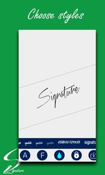 Signature Creator & Signature Maker Free screenshot 4