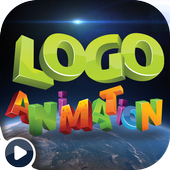 3D Text Animator - Intro Maker, 3D Logo Animation icon