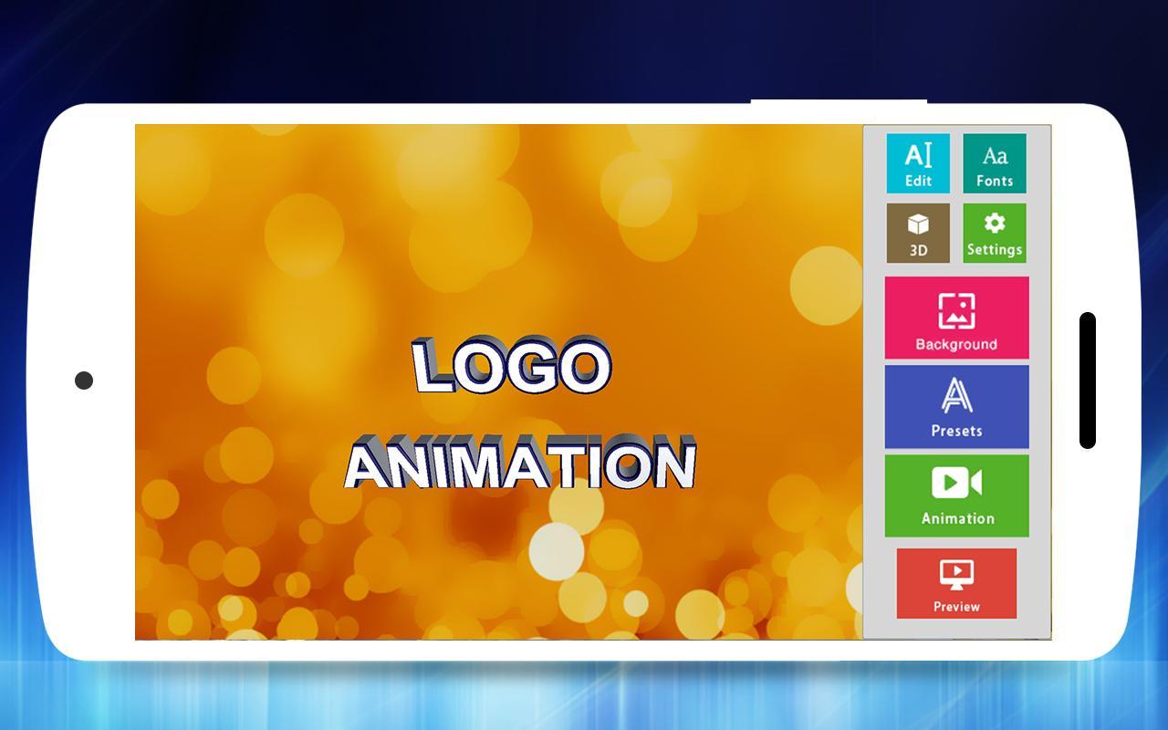 Aplikasi teratas 3D Text Animator - Intro Maker, 3D Logo Animation