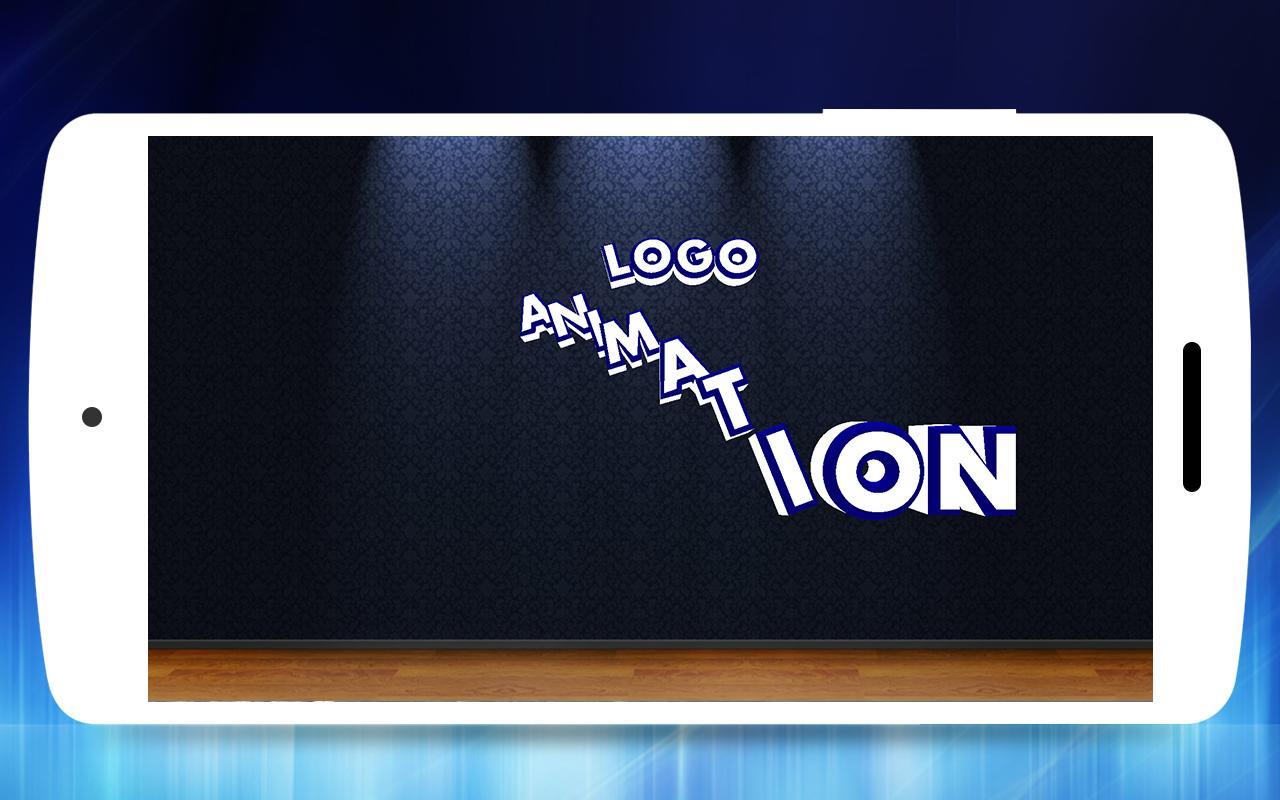 Aplikasi terbaru buat android 3D Text Animator - Intro Maker, 3D Logo Animation