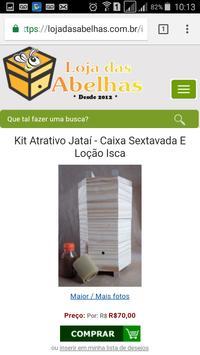 Loja das Abelhas apk screenshot