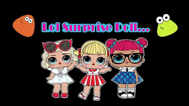 lol Subway surprise dolls pets poster