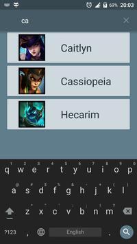 LoL Counter Pick apk screenshot