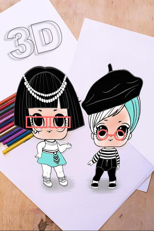 Lol Dolls Mandala For Android Apk Download