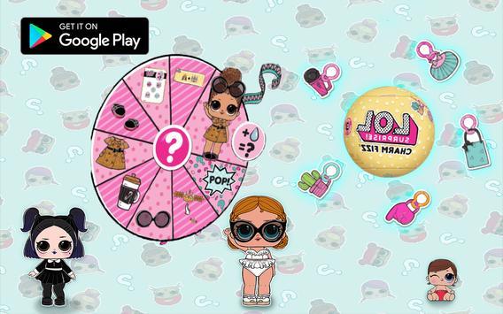 Collectible LOL Ball Game : Dolls Surprise POP 2 screenshot 4