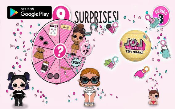 Collectible LOL Ball Game : Dolls Surprise POP 2 screenshot 5