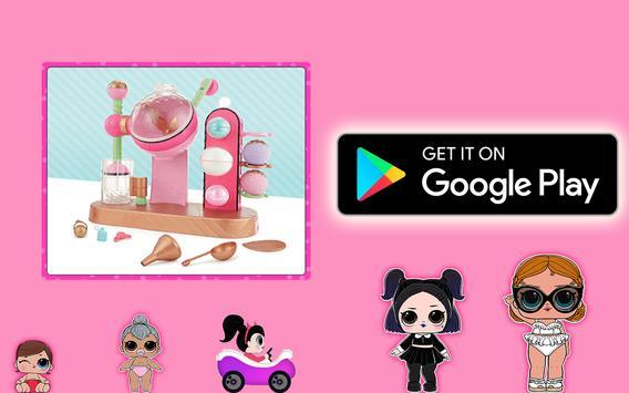 Collectible LOL Ball Game : Dolls Surprise POP 2 screenshot 6