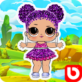 Super Surprise Lol Candy ™ - dolls Adventure games icon