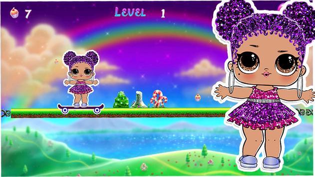 Super Surprise Lol Candy ™ - dolls Adventure games apk screenshot