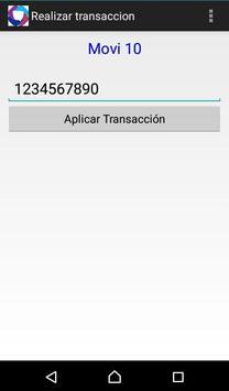 Recargas Ruzacom apk screenshot