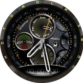 Vengeance Watch Face icon