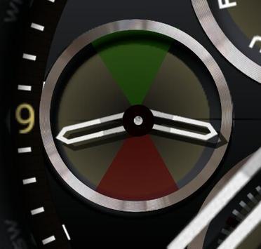 Vengeance Watch Face screenshot 1