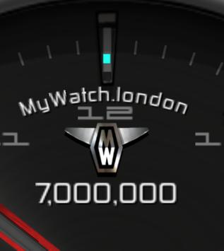 7000000 Watch Face poster