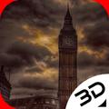 London Big Ben Fog City Live 3D Wallpaper