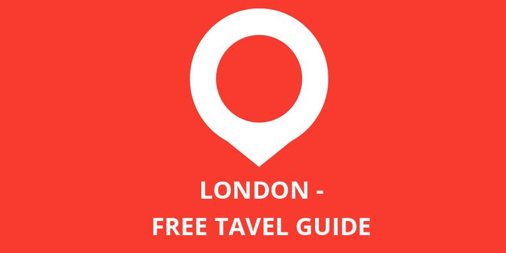 London - Free Travel Guide poster