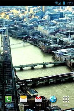 London Aerial Live Wallpaper Apk Screenshot