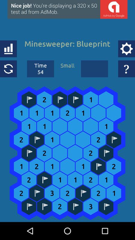how to play minesweeper on android