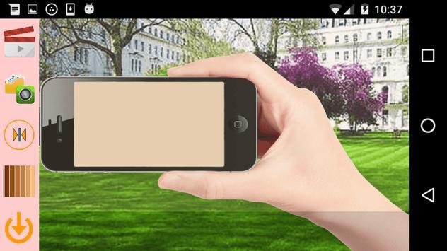 Cell Phone Selfie Look screenshot 1