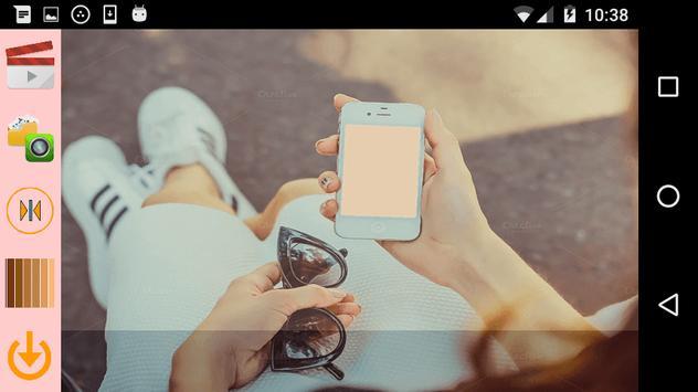 Cell Phone Selfie Look screenshot 6