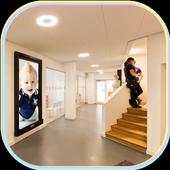 Art Gallery Selfie Look icon
