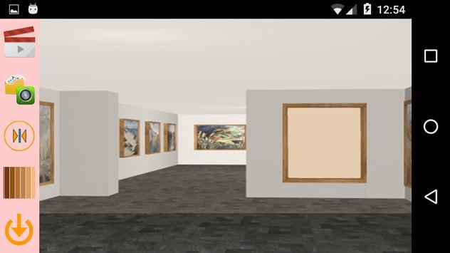 Art Gallery Selfie Look screenshot 7