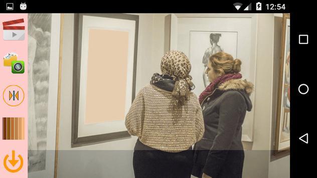 Art Gallery Selfie Look screenshot 5