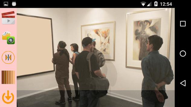 Art Gallery Selfie Look screenshot 9