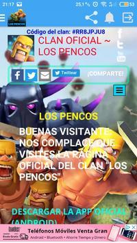 LOS PENCOS apk screenshot