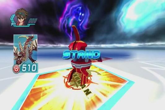 Bakugan Battle Brawlers Hint screenshot 3