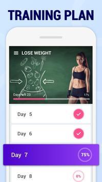 Schermata apk Perdi peso in 30 giorni