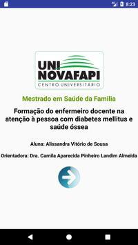 Diabetes mellitus poster