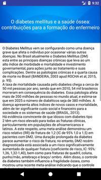 Diabetes mellitus apk screenshot