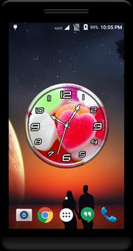 Jelly Clock Live Wallpaper poster